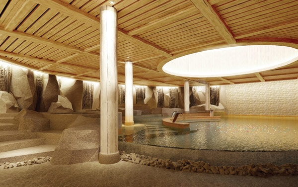 Six Senses Spa/ Alpina Gstaad